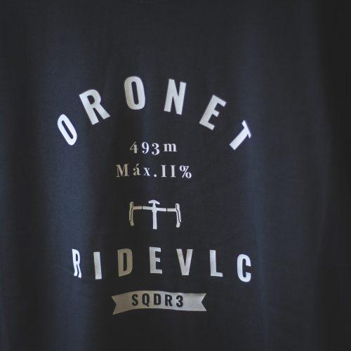 Camiseta «ORONET»